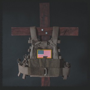 Armor suitable for combat trackers? This plate carrier from RE Factor Tactical is worth a look.
