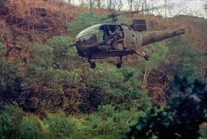Rhodesian Fireforce G-Car (Alouette III)
